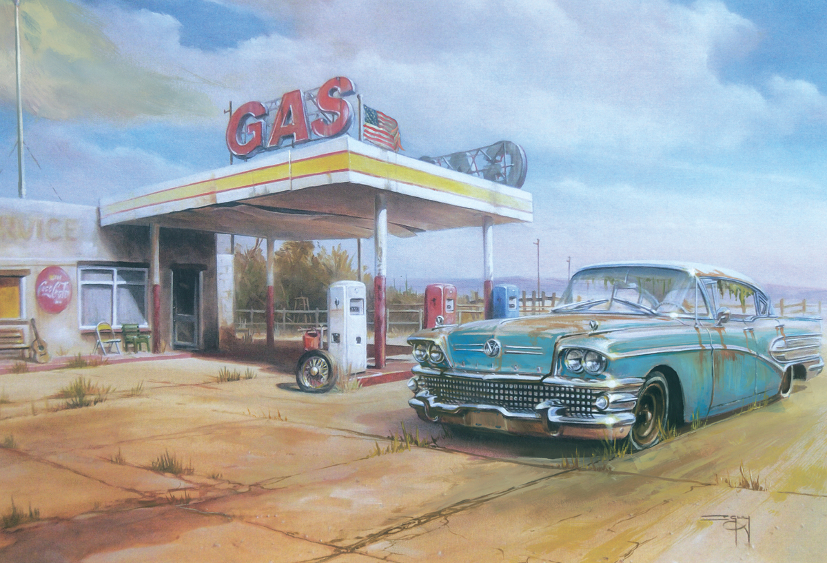 Buick needs Gas