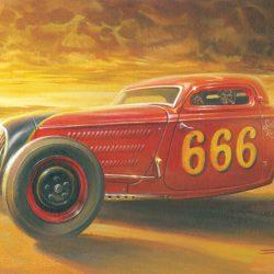 666 Satanic Racer