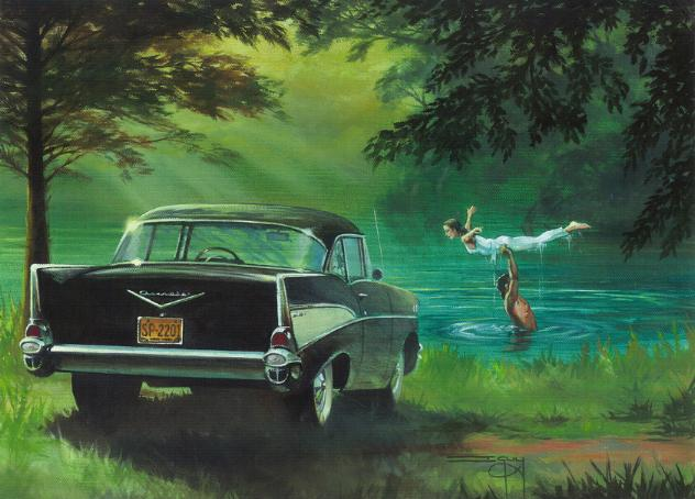 Dirty-Dancing_Black-57-Chevy