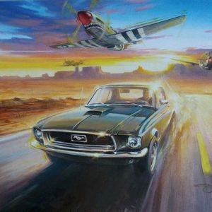 Mustang-Flypast-by-Ian-Guy