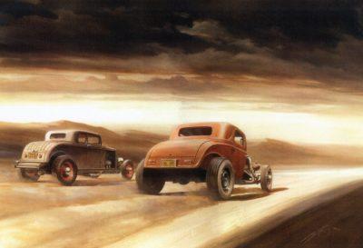 Rear End Racers
