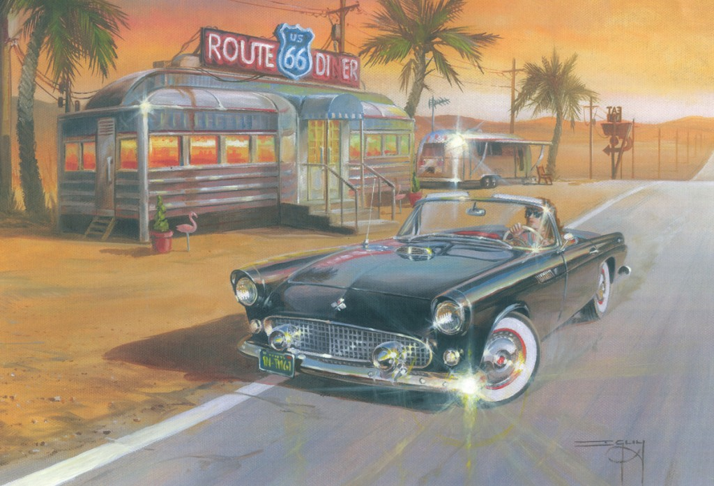 Route 66 Diner