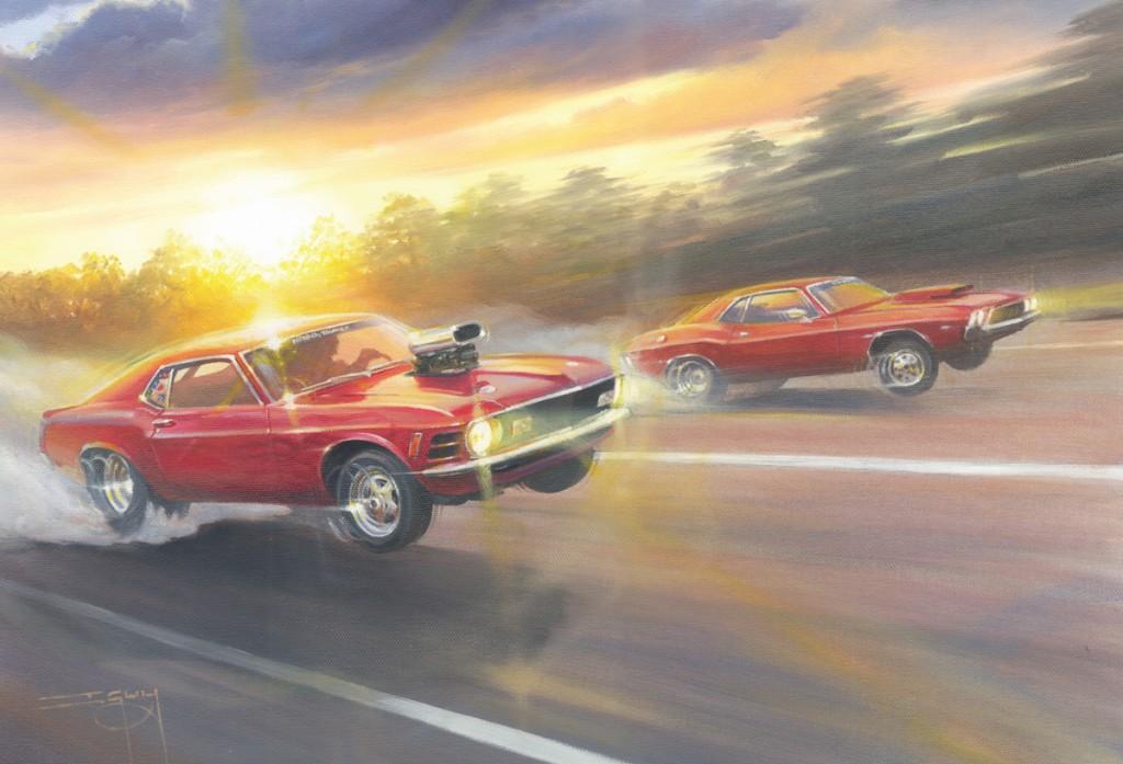 Pro Street Racers