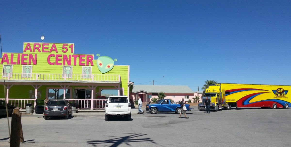 American Road Trip part 2 – US Route 95, Death Valley to Vegas
