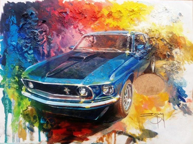 Art from the Artist's Palette