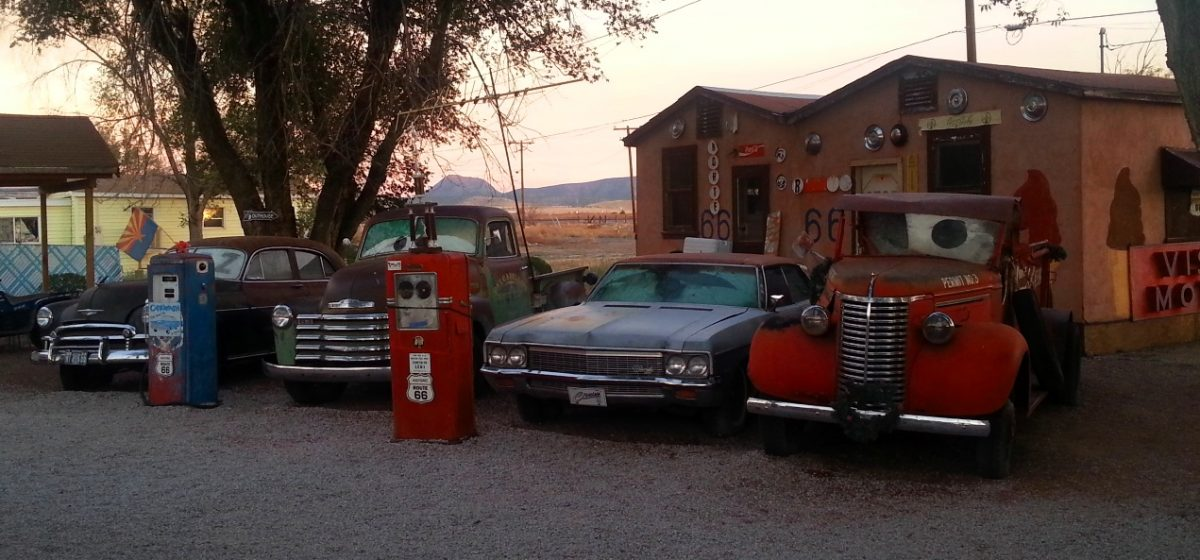 American Road Trip part 8 – Route 66 heading West.